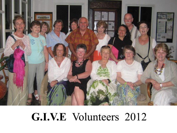 Gambia group 2012