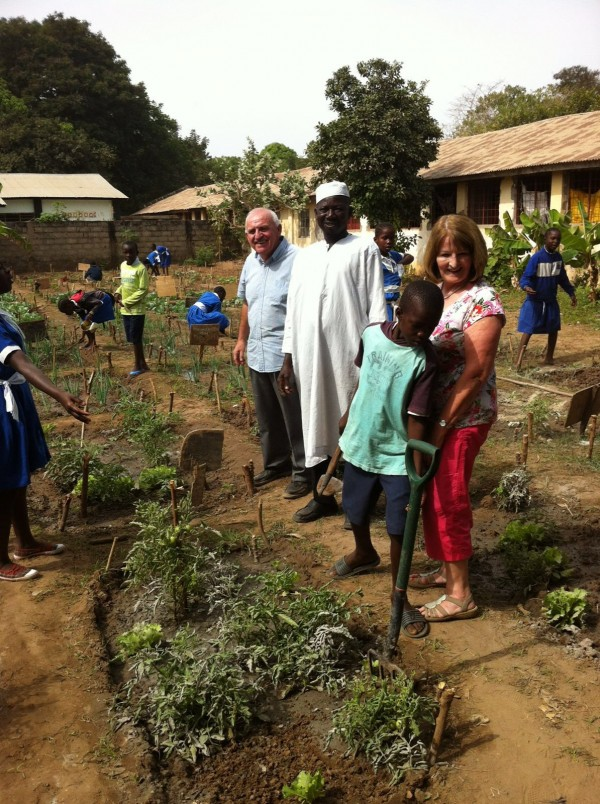 The Garden at St Peters Skills Centre 4