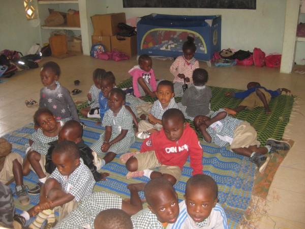 c. Pre-Nursery on Mat 2